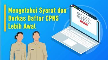 Pendaftaran CPNS sudah dibuka, untuk mengetahui langkah-langkahnya tonton selengkapnya di video berikut.