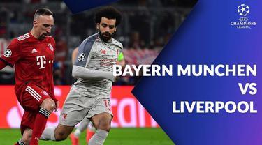 Berita video statistik Bayern Munchen vs Liverpool pada leg kedua Liga Champions 2018-2019, Kamis (14/3/2019) di Allianz Arena, Munchen.