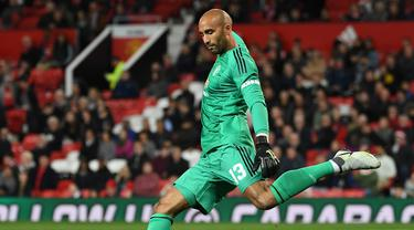 Lee Grant, Manchester United