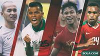 Trivia - Supersub Timnas Indonesia (Bola.com/Adreanus Titus)