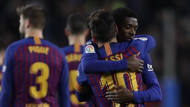 Barcelona Siap Lepas Ousmane Dembele dengan Banderol Rp 1,6 Triliun – Spanyol