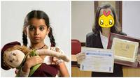 Pemeran Ichcha kecil di Utarran kini sibuk mengenyam pendidikan hingga aktif kegiatan sosial.  (Sumber: Instagram/sparsh.khanchandani)