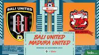 Shopee Liga 1 - Bali United Vs Madura United (Bola.com/Adreanus Titus)