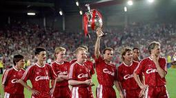 Era 80an menjadi simbol kejayaan bagi Liverpool, mereka berhasil meraih tujuh gelar Liga Inggris. Hal itu menggenapi jumlah gelar The Reds menjadi 18 kali atau sebagai klub tersukses di Inggris saat itu. (www.the42.ie)