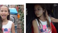 (Foto: © Ruptly) banyak orang tak menyangka gadis remaja ini ternyata pro setir truk besar.