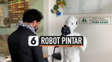 robot pintar