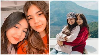 Bak Saudara Kembar, Ini 6 Potret Kompak Lea Ciarachel dan Sang Kakak