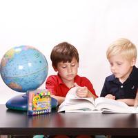 Ilustrasi ruang belajar anak (Dok.pixabay.com/Komarudin)