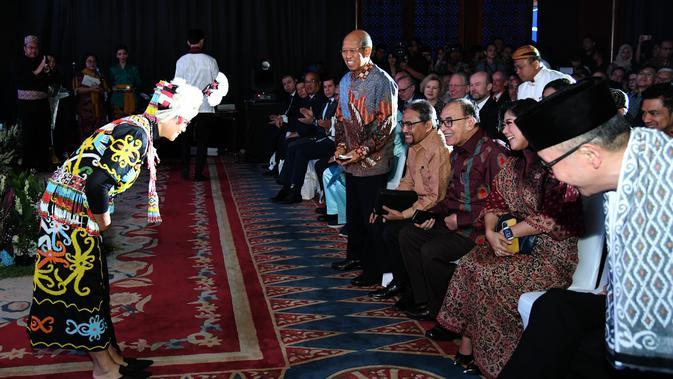 Menlu Retno Marsudi membuka acara PPTM di depan para undangan yang hadir. (Foto: Kemlu RI)