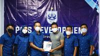 PSIS Development resmi diluncurkan, Senin (1/3/2021). (Dok PSIS Semarang)