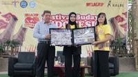 PT Saka Farma Laboratories sebagai pemegang brand Mixagrip mengajak anak-anak muda Indonesia Cinta Budaya Sehat melalui Gerakan Anti Narkoba dan Explore Budaya Indonesia.