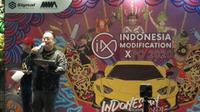 Andre Mulyadi selaku IMX Project Director. (Amal/Liputan6.com)