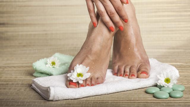 Ilustrasi kaki (iStockphoto)