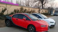 Bugatti Chiron listrik di Cina (CarNewsChina)