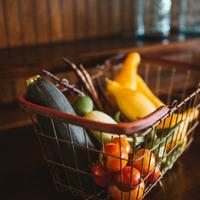 Tips menyimpan buah dan sayur./Copyright shutterstock.com