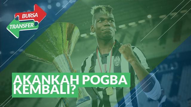 Berita Video tentang Gelandang Manchester United, Paul Pogba Masuk Bidikan Juventus