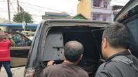 Mobil vendor pengisi Anjungan Tunai Mandiri (ATM) dirampok saat hendak melakukan pick up uang