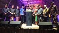 Pembukaan Ubud Food Festival 2019.