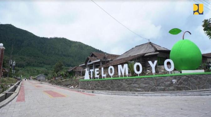 Kawasan wisata Telomoyo (Foto: Dok Kementerian PUPR)