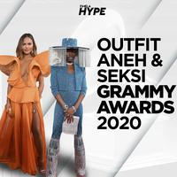Outfit Terseksi dan Teraneh di Grammy Awards 2020