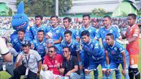 Skuat PSCS Cilacap. (Bola.com/Vincentius Atmaja)