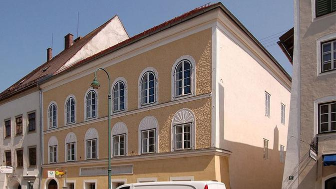 Desain Baru Rumah Kelahiran Hitler yang Bakal Diubah Jadi Kantor Polisi