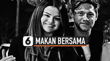 Belum lama ini, Selena Gomez dan Niall Horan tertangkap kamera paparazi tengah menikmati makan malam bersama di sebuah restoran. Namun kabar kedekatan mereka masih menjadi pertanyaan, apakah mereka benar menjalin hubungan asmara.