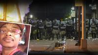 Banner Infografis Penembakan Jacob Blake Picu Kerusuhan Rasial. (Sumber: AP Photo)