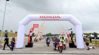 Honda Ajak Puluhan Bikers Jelajah Negeri Jiran (AHM)