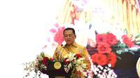 Ketua MPR RI Bambang Soesatyo dalam Peringatan Hari Konstitusi (Foto:MPR)