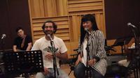Yura Yunita dan Reza Rahadian (Liputan6.com/Zulfa Ayu Sundari)