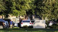 Insiden penembakan oleh seorang pria di Florida menewaskan empat orang bocah di bawah umur (AP)