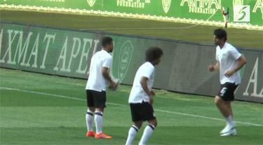 Mohamed Salah menyatakan Timnas Mesir ingin membuat sejarah pada Piala Dunia 2018 di Rusia.