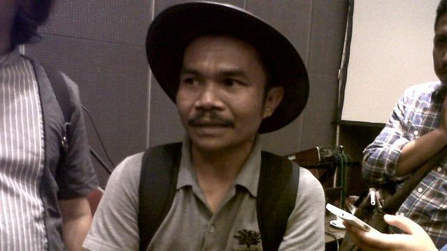 Masril Koto, Pendiri Bank Petani di Sumbar
