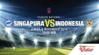 Prediksi Prediksi Singapore Vs Indonesia (Liputan6.com/Trie yas)