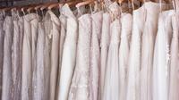 Gaun pengantin (Dok.Unsplash)