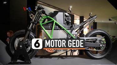Sejumlah produsen motor termasuk produsen motor gede Harley-Davidson meluncurkan motor bertenaga listrik. Perkembangan ini direspons positif sebagian orang dan disambut skeptis sebagian lain yang menilai mengendarai motor listrik akan membosankan tan...