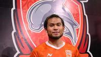 Ichsan Kurniawan resmi bergabung dengan Borneo FC setelah hengkang dari Sriwijaya FC (Dok. Instagram @ichsan24kurniawan / Nefri Inge)
