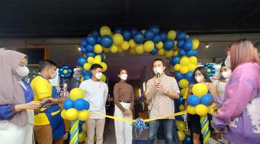 Dara Arafah buka gerai boba di Yogyakarta