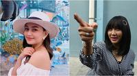 Lucinta Luna dan Dara Arafah (Sumber: Instagram/daraarafah/kapanlagi.com)