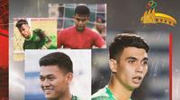 Timnas Indonesia - Kiper Timnas Indonesia U-22 Proyeksi SEA Games 2021 (Bola.com/Adreanus Titus)