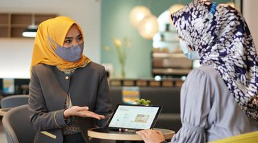 PT Bank Syariah Indonesia Tbk menggelar Ramadhan Fest