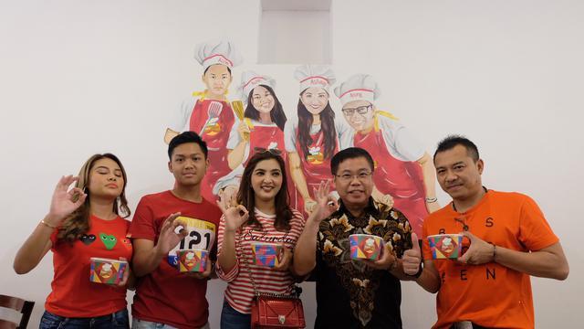 Keluarga Anang -Ashanty (Reza Perdana)