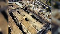 Gedung Pentagon Pasca Serangan 9/11.
