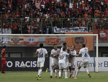 Bali United Vs Persija Jakarta
