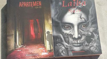 Novel Laiba dan Nasir dan Apartemen 12A-05