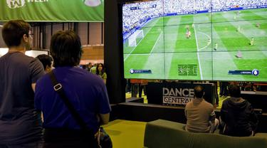 Ilustrasi game FIFA