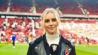 Kirsty Shelts Perempuan Cantik yang Jadi Presenter Manchester United TV (Dok. Instagram Kirsty Shelts)