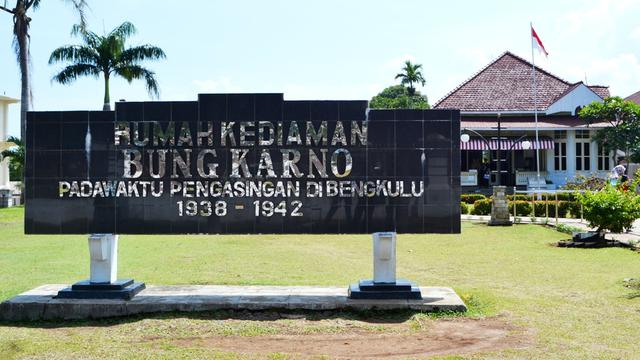 Kisah Mistis Rumah Pengasingan Bung Karno Di Bengkulu