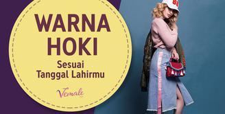 VEMALE.COM - Ladies, Just for fun, pakai warna baju sesuai tanggal lahir untuk tambah hoki. Apa warnamu?   --- Produced by vemale.com Visit us at: www.vemale.com Facebook: http://www.facebook.com/womanonlykapanlagi Twitter: https://twitter.co...